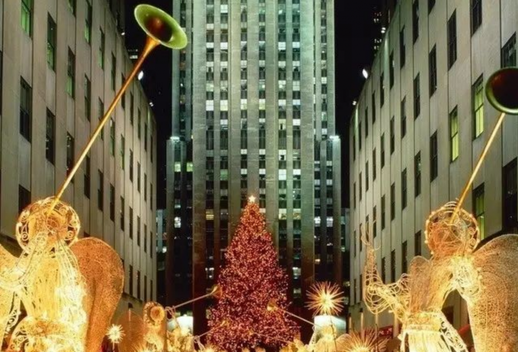 Rockfeller Center Christmas