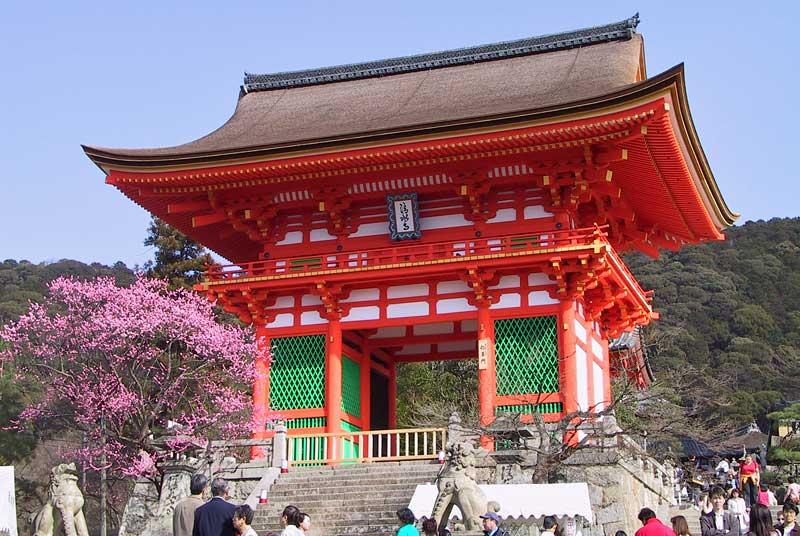 Kiyomizu-Dera Main Gate